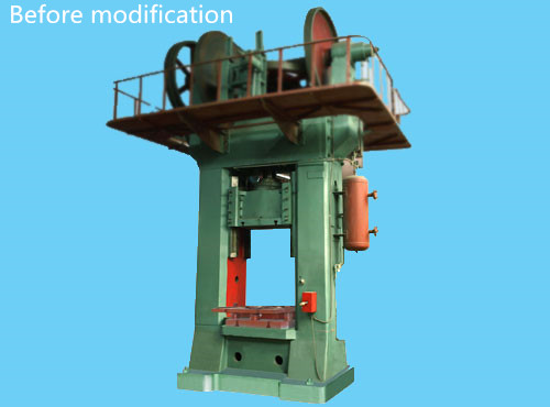friction press
