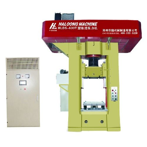 630T electric CNC screw press machine
