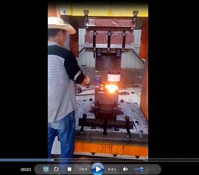 high speed forging presses machine