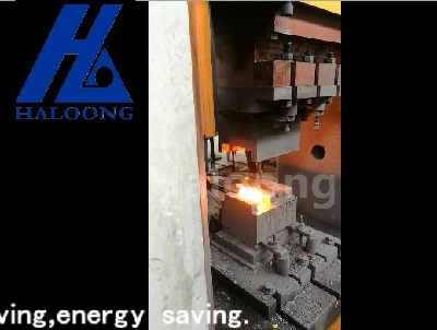 screw forging press machine