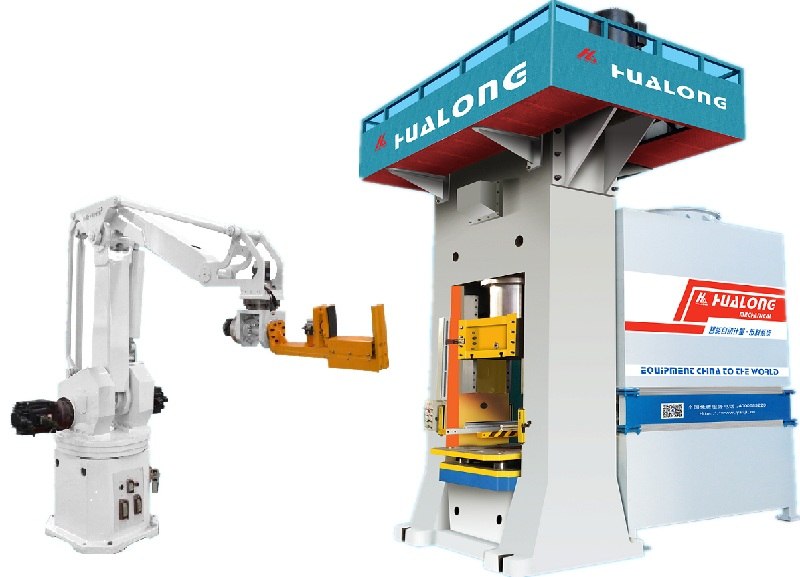 electric servo press machine