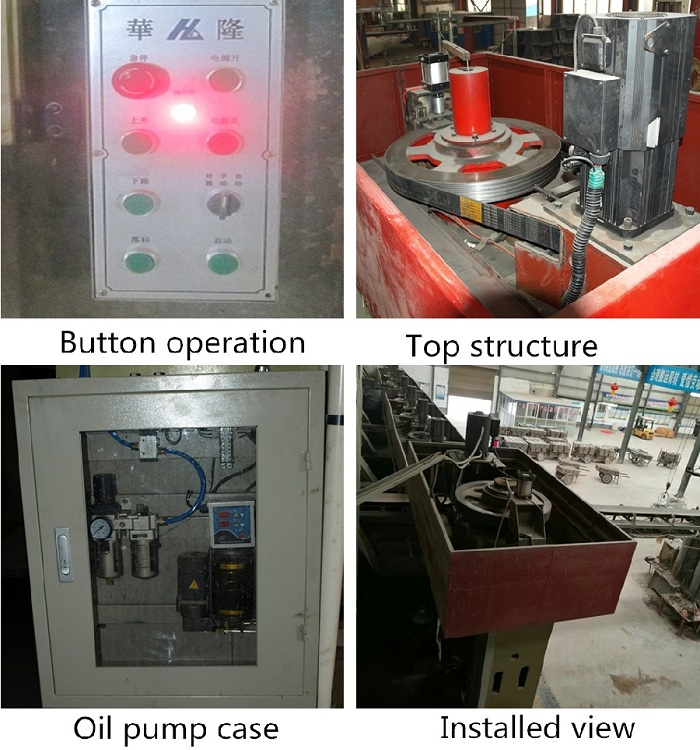 specification of metal forging press