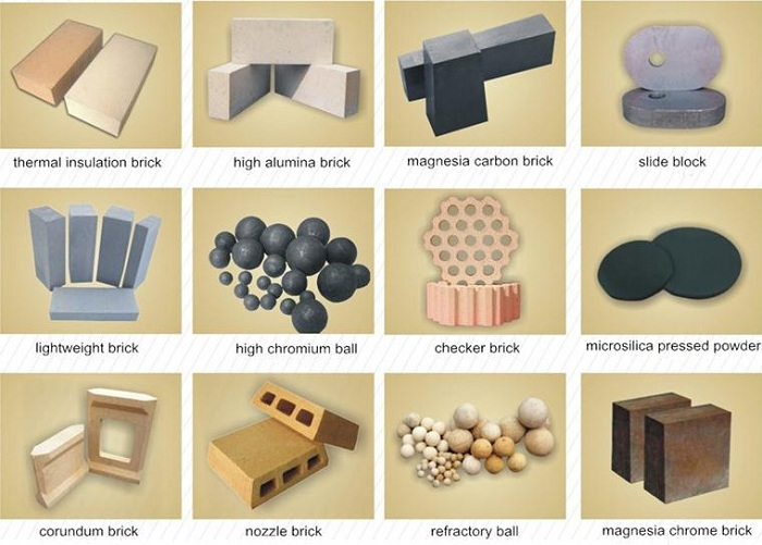 fire bricks refractory balls