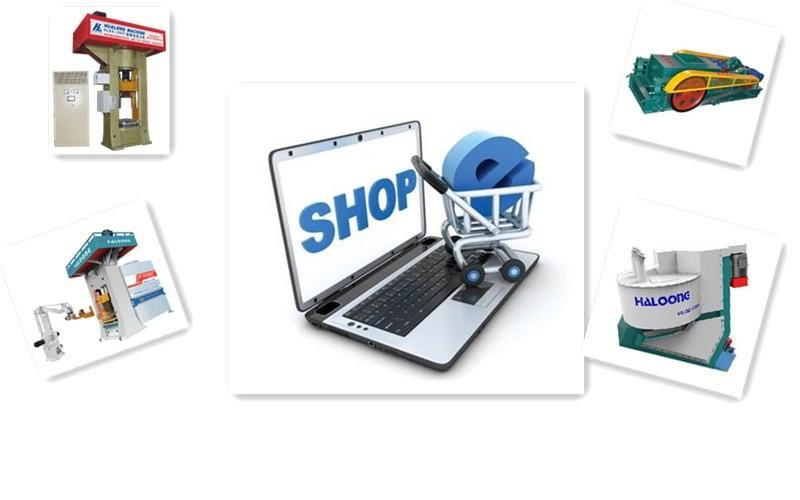 shopping press machine online