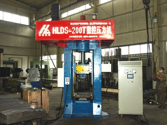 specifeic performance about servo nc press machine