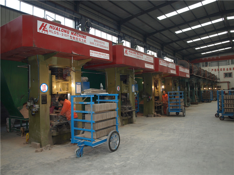application of press machine in forging industral