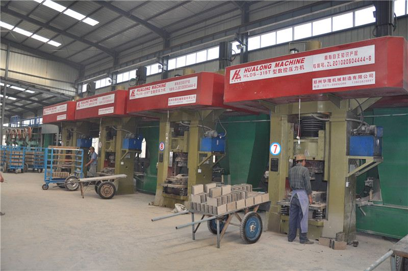 The statement of servo press machine in China